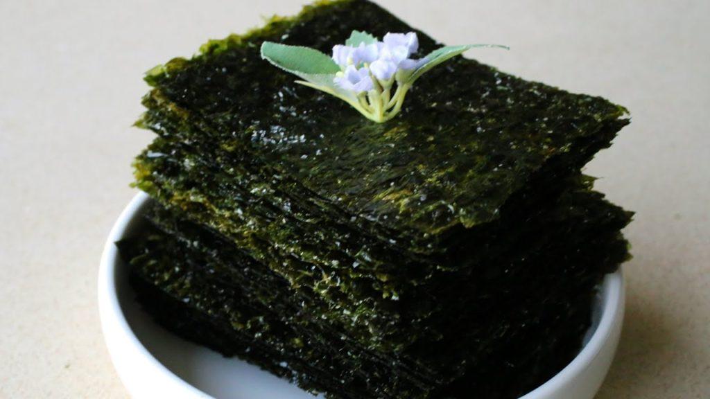 Seaweed sedap-sedap