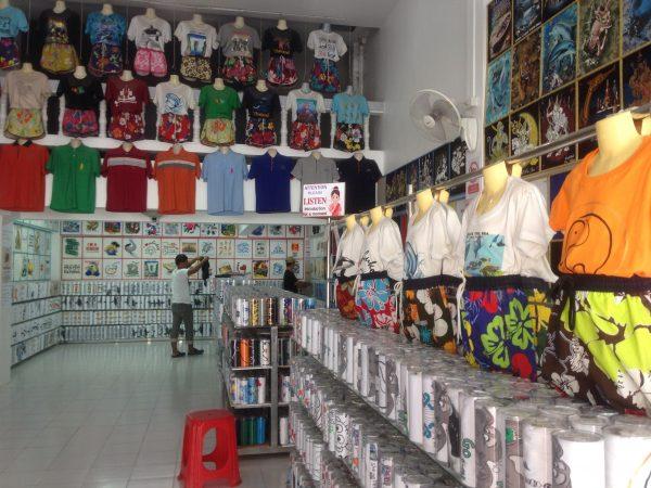 T-Shirt Factory Phuket
