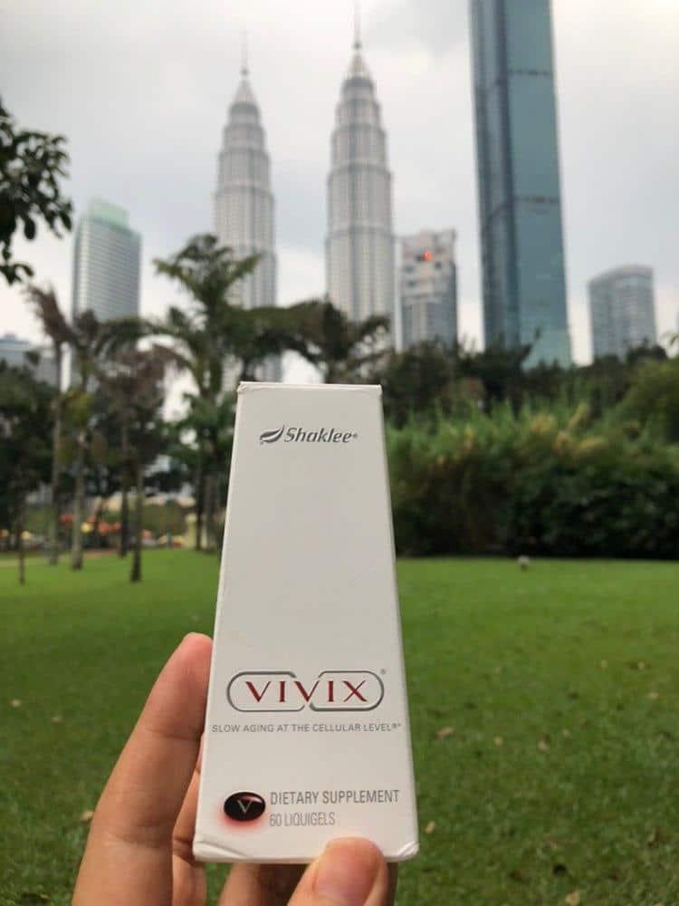 Vivix Res-V Shaklee