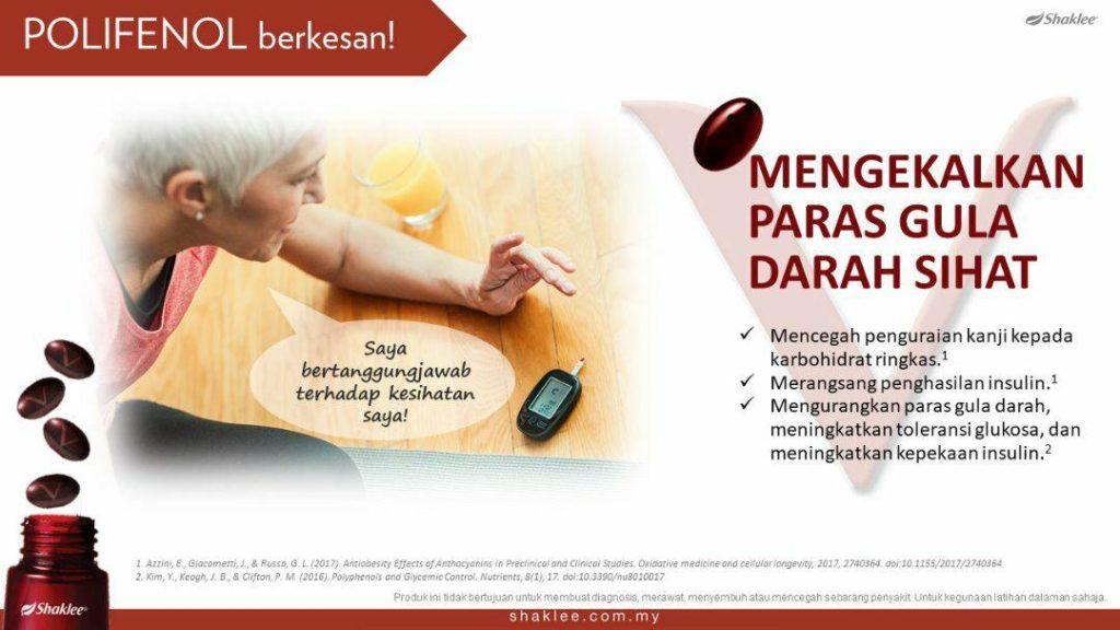 ResV bantu kawal gula dalam darah
