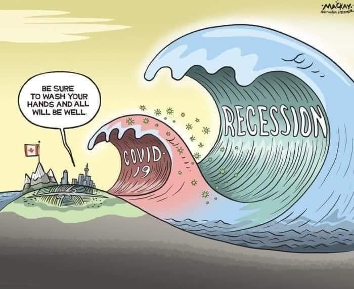 Adakah kita mahu tunggu sahaja ditelan tsunami ekonomi?