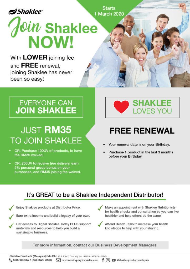 Yuran penajaan kini RM35 atau percuma bagi setiap pembelian lebih RM400