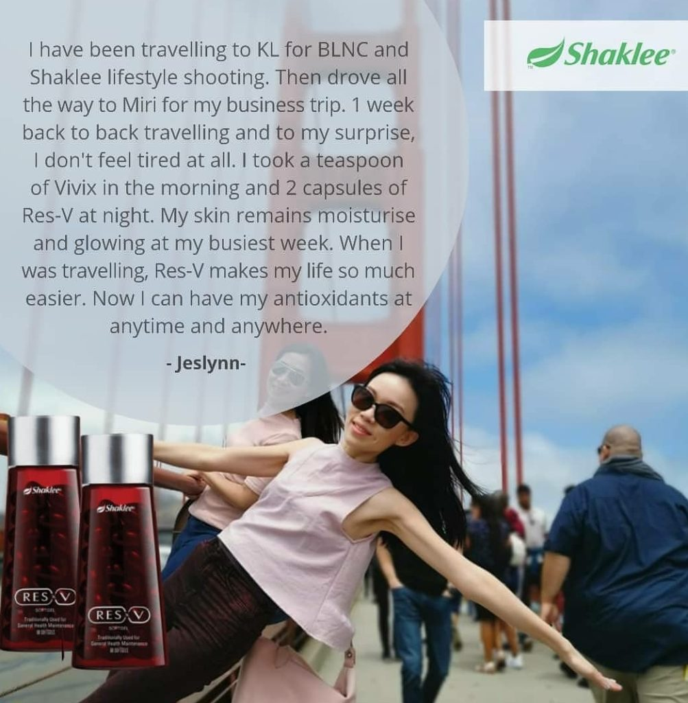 Walaupun travel, ResV dapat bantu jaga kelembapan kulit
