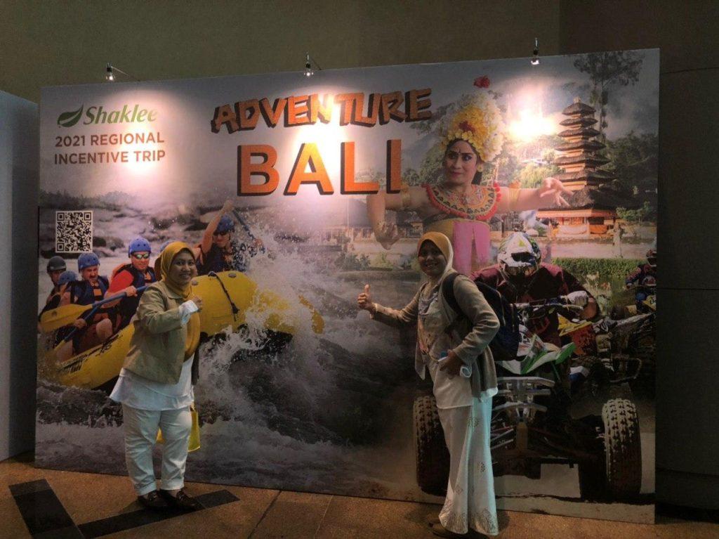 Jom ikut saya trip Shaklee ke Bali!