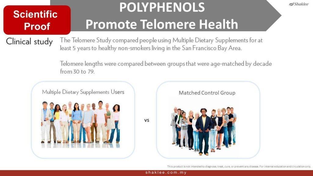 Kaedah kajian telomere yang dijalankan