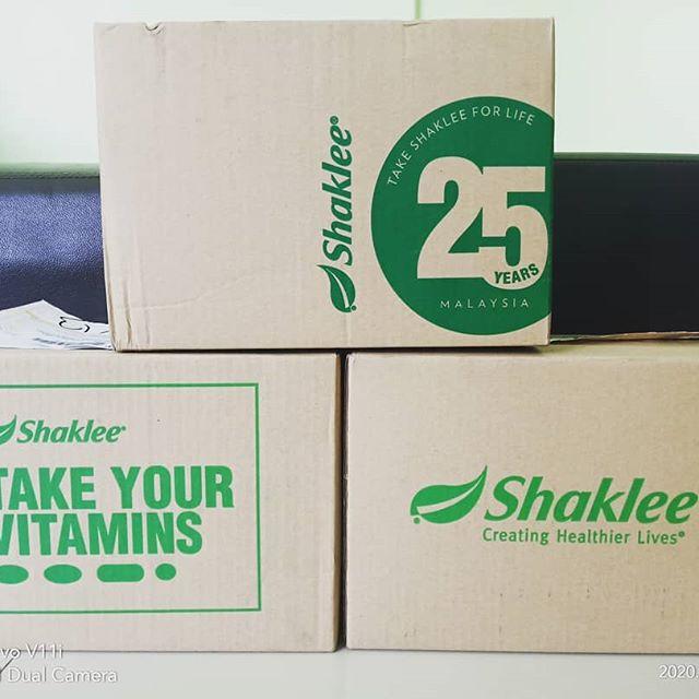 Shaklee Ulangtahun ke 25 pada tahun 2020