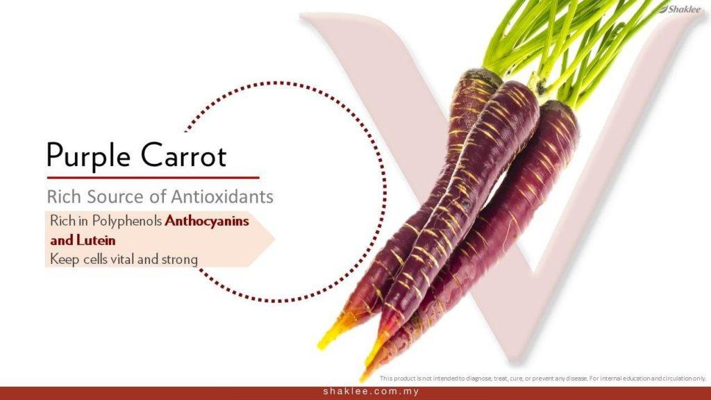 Lobak Unn kaya dengan polifenol dan antioksidan