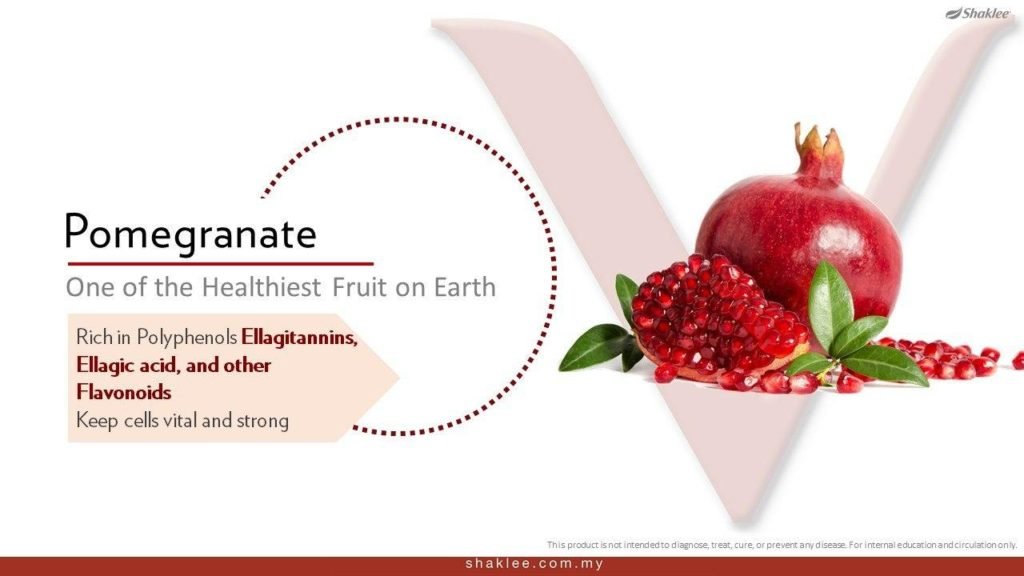 Buah delima buah sunnah disebut dalam Al-Quran