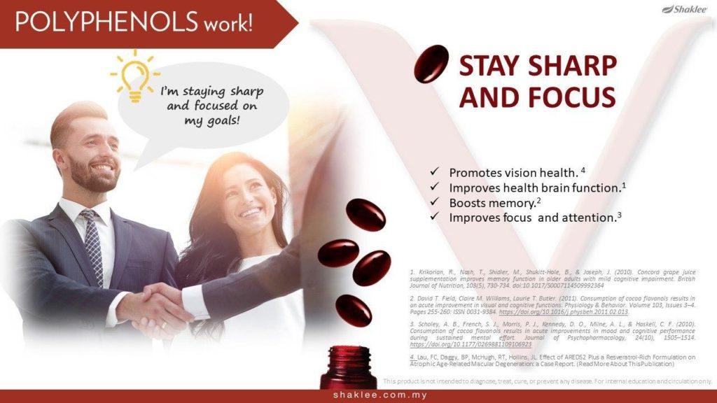 Menjaga kesihatan otak dan tahap fokus