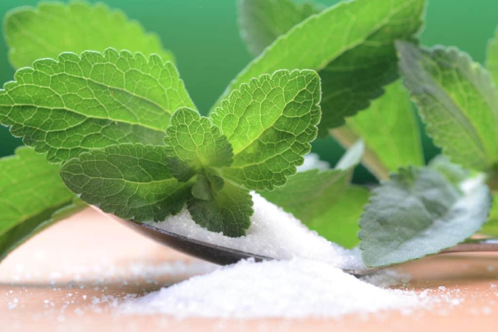 Reb M pemanis semulajadi dari stevia